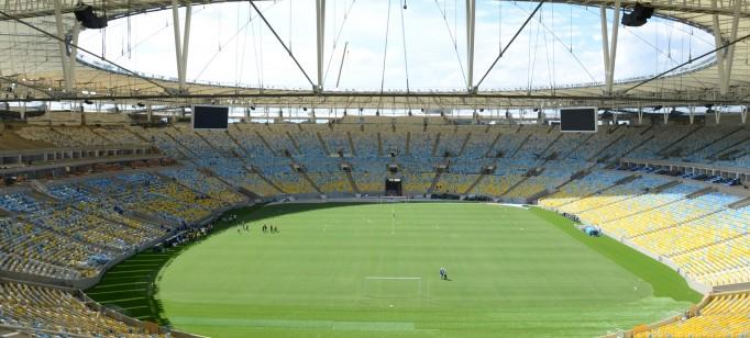 """""""Estádio do Maracanã, final da Copa do Mundo 2014""""  Maracanã: o estádio que recebe a final da Copa do Mundo 2014 3c5cedde8e2081bcfb03909798e4dfce 682x308"""