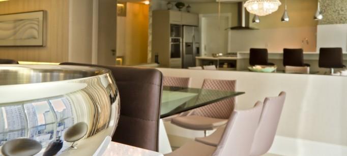 """""""Decoração moderna para apartamento de férias""""  Decoração moderna e funcional para apartamento de férias modern project 6 682x308"""